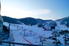Winter wonderland at Hyundai Sungwoo Resort, South Korea (UweBKK (α 77 on )) Tags: mountain snow ski ice sport sony south korea resort alpha dslr hyundai 550 wonju gangwon sungwoo mygearandme
