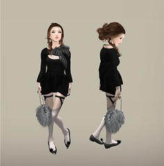Untitled (+Cocoro+) Tags: fashion tram ufo mg secondlife league analogdog mothergooses