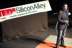 TEDxSiliconAlley 2012 (TEDxSiliconAlley) Tags: nyc ted ny newyork geo terminal5 2012 lbs facerecognition augmentedreality digitaldisplay dooh facialrecognition tedtalks facetracking tedx tedtalk andrewadler jasonsosa tedxsiliconalley immersivelabs