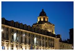 Torino by Night - Luglio 2016 Riccardo Evola 24 (Riccardo Evola) Tags: torino turin night city po murazzi piazzacastello palazzomadama piazzasancarlo piemonte turismo