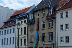 Rostock (dirkschermuly) Tags: rostock nikon dxo nikond7100 ostsee stadt city outdoors reisen urlaub gebude