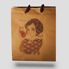 Bolsa blancanieves (a.camacho_photo) Tags: sinmedios photoshop packaging producto