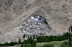 Chemde Gompa (dave beere) Tags: india ladakh buddism buddah monastery gompa
