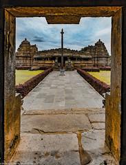VeeraNarayana Temple, Belavadi (bikashdas) Tags: belavadi veeranarayanatemple hoysala hoysalaarchitecture indian heritage karnatakatourism vishnu chennakesava yoganarasimha