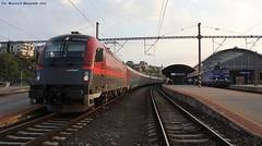 1216.229 and EP09-033 (Woj Mar) Tags: railjet ep09 rj praha 1216229 spirit prague