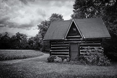 Humble Abode (Dan Haug) Tags: humble abode hedgerow rural ontario almonte xf16mmf14rwr xpro2 fujifilm soy farmersfield august 2016 explore explored