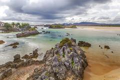Playa de Isla (kinojam) Tags: playa beach cantabrico sea roca kino kinojam canon canon6d