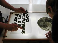 Siebdruckkurs in Berlin ('smil) Tags: siebdruckkurs berlin anfänger screenprint workshop diy learnsomethingnew