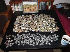 puzzle_08-16-2016_4377 (tjallen54) Tags: puzzle jigsawpuzzle