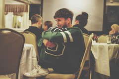 (coryholodnyj) Tags: film cinema shining event cinematic hotel canon 7d creepy horror fun scary actor man scared crying