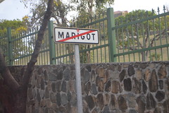 Marigot sign in Saint-Martin France French side of the island of Saint Martin (RYANISLAND) Tags: france french saintmartin stmartin saint st collectivity martin collectivityofsaintmartin collectivité collectivitédesaintmartin marigot frenchcaribbean frenchwestindies thecaribbean caribbean caribbeanisland caribbeanislands island islands leewardislands leewardisland westindies indies lesserantilles antilles caribbees