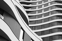 Architecture (jamietaylor2127) Tags: architecture contemporary street urban london uk river thames lines curves city cityscape modern sigma mft
