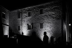 Come in un film di Hitchcock.. (mariateresa toledo) Tags: ombre silhouette notte shadows night noir sonynex7 sonnarte1824 dsc05149modifica22 mariateresatoledo