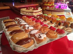 Quelques desserts appétissants