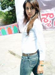 South Actress SANJJANAA Photos Set-7 (47)