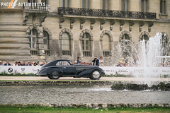 Alfa Romeo 8C 2900 B Lundo Berlinetta (1938) (Kyter MC) Tags: chantilly arts elegance 2016 europe france castle chateau concours cars voituresanciennes anciennes classic classiccars kyter canon eos sk ks photography automotive alfa romeo 8c 2900 b lundo berlinetta 1938