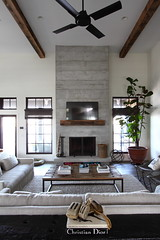 fireplace 1 (BLDG Architecture, LLC) Tags: bldgarchitecturellc fireplace concrete tile wood home hearth coastal