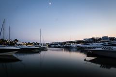 Cala D'or Marina (jameslf) Tags: calador europe holiday mallorca marina mediterranean slowshutter spain summer sun sunset yachts santany illesbalears