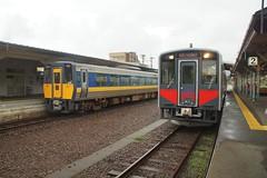 DSC04732 (Alexander Morley) Tags: japanese railway society japan train jr west sanin line gotsu super oki