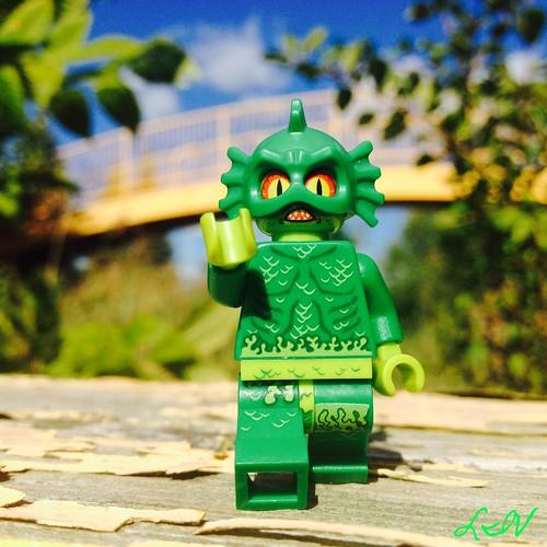 Swamp Monster