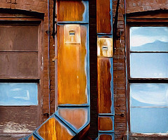 HVAC (PhiladelphiaHVAC165) Tags: street travel window old architecture family wall metal rust wooden contrasting market no person omaha nebraska hvac
