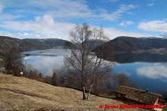 Innvikfjorden - Blaksaeter (soyouz) Tags: blakster blakset geo:lat=6185969350 geo:lon=652668700 geotagged nor norvge sognogfjordane fjord montagne neige innvikfjorden norvegela