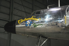DSC_0268a Lockheed VC-121E Constellation Columbine III (kurtsj00) Tags: lockheed vc121e constellation columbine iii usaf museum wright patterson nationalmuseumoftheusairforce