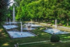 Italian Water Garden (kderricotte) Tags: italianwatergarden fountain water pennsylvania longwoodgardens sonya6000 landscape