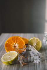 Oranges and Lemons (notmaramacdonald) Tags: oranges lemons shapes stillife vsco vscocam lookslikefilm filmlook film bokeh shadows colours