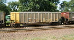 09-10-11 (132) (This Guy...) Tags: graf graff graffiti train car traincar rail road railroad rr box boxcar 2011 swerv ctw aqua