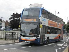 Stagecoach East Kent 15270 (Mooky.Dog) Tags: mmc enviro400 scania 15270 breeze stagecoacheastkent yn16wvk