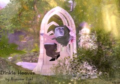 Dinkie Hooves (suzumezuki) Tags: tiny tinies dinkies cat avatar mesh hooves faun second life