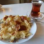 "Peynirli su boregi at Asli Borek <a style=""margin-left:10px; font-size:0.8em;"" href=""http://www.flickr.com/photos/59134591@N00/8154324728/"" target=""_blank"">@flickr</a>"
