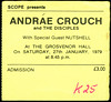 "19790127-Andrae Crouch-Grosvenor Hall-Belfast-27-Jan-1979-ticket-DC Cardwell<br /><span style=""font-size:0.8em;"">Andrae Crouch is a key figure in the development of gospel music and this show was faultless as you might expect. We saw him again, twice, in Vancouver.</span> • <a style=""font-size:0.8em;"" href=""http://www.flickr.com/photos/87767114@N03/8157338216/"" target=""_blank"">View on Flickr</a>"