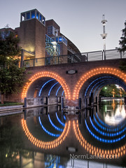"Woodlands Waterway Square Bridge • <a style=""font-size:0.8em;"" href=""http://www.flickr.com/photos/85864407@N08/8159470209/"" target=""_blank"">View on Flickr</a>"