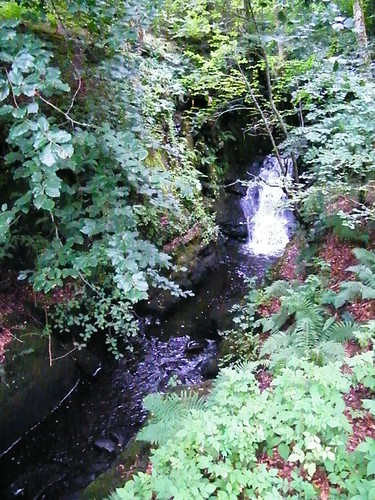 Waterfall to Loch Tay - 04
