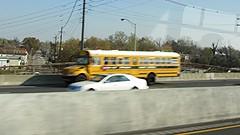 Bad shot - Jefferson County Schools Bus (FormerWMDriver) Tags: county bus kentucky ky international louisville jefferson schools ih ihc