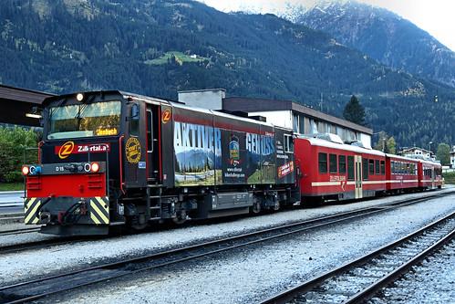 A Zillertalbahn D 15 Mayrhofen 21-10-2012