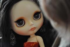 SCHEHERAZADE (MUSSE2009) Tags: toys doll mohair blythe custom zade scheherazade lilitix