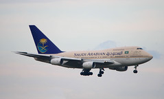 Saudi Arabian Boeing 747(SP) HZ-AIF (Fasil Avgeek (Global Planespotter)) Tags: airplane airport aircraft aviation air jet sp saudi boeing arabian airways airlines 747 airliner bwi 747sp kbwi hzaif