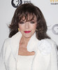 Joan Collins The Premiere of 'American Masters Inventing David Geffen' at The Writers Guild of America - Arrivals Beverly Hills, California