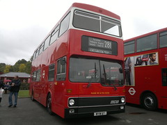 M6 WYW6T (PD3.) Tags: 6 bus london museum hall metro transport surrey m trust cobham fest m6 lt weybridge 2012 metrobus brooklands mcw 6t wyw wyw6t transportfest