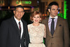 Chris Pine, Isla Fisher, Peter Ramsey Rise of the of the Guardians UK Premiere held at the Empire Leicester Square - Arrivas. London, England
