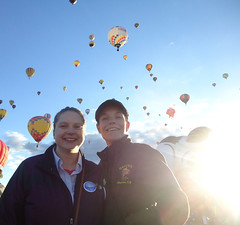 Balloon Fiesta! (miia hebert) Tags:
