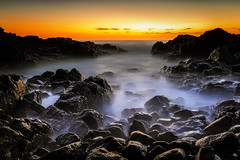 Hasting's Point first light (exito2099) Tags: sunrise focus rocks seascapes newsouthwales saltwater northernrivers hastingspoint tweedcoast northcoastnsw