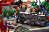 Camping car... (the_real_punch) Tags: street brick monster blood peace lego minifig fighters zombies diorama apocalego