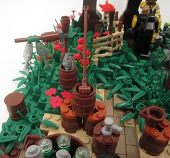 Feast Fit For Thieves (Zachary Bean) Tags: life party castle classic festival feast for lego forrest ccc thieves fit cccx