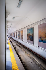 Piraeus Station, Greece (Ioannisdg) Tags: travel summer vacation color beautiful europe flickr hellas athens greece ellada ioannisdg ioannisdgiannakopoulos