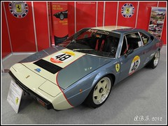 Ferrari 308 GT4  1979 (Alan B Thompson) Tags: classiccar picasa olympus 2012 nec worldcars sp590uz