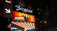 New York Premiere of HITCHCOCK - Ziegfeld Thea...